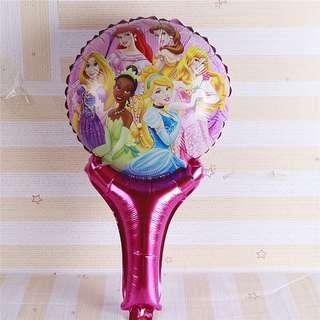 Princess Handheld Balloon  | Goodie Bag Packaging