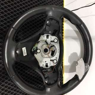E92 M3 Original Tri-color Stitching Steering Wheel