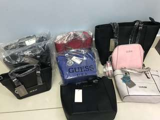 Ready Stock Original Guess n Charles Keith