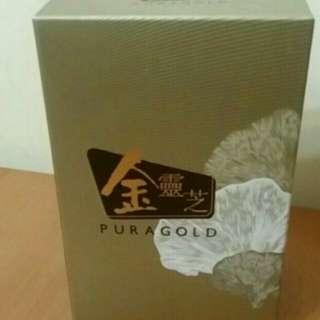 出售puregold金靈芝(90粒裝),照萬寧特價後再八五折, 最後兩盒