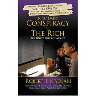 [eBook] Conspiracy of the Rich - Robert T. Kiyosaki