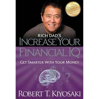 [eBook] Increase Your Financial IQ - Robert T. Kiyosaki