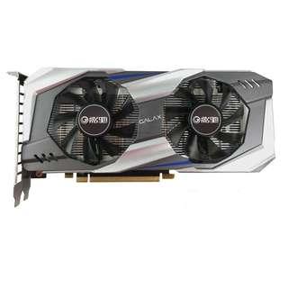 (二手) 95%NEW GALAX 影馳GeForce® GTX 1060 OC 虎將 3G