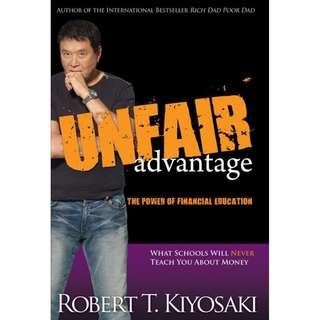 [eBook] Unfair Advantage - Robert T. Kiyosaki