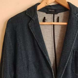 Mens Denim Coat