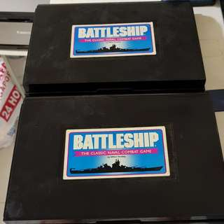 Battleship The Classic Naval Combat Game Vintage