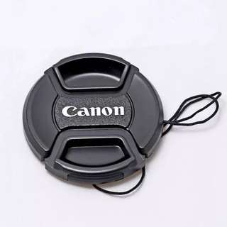 Canon Lens Cover Protection #20under