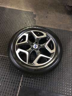 "Brand new Subaru Xv 18"" rims for sales"