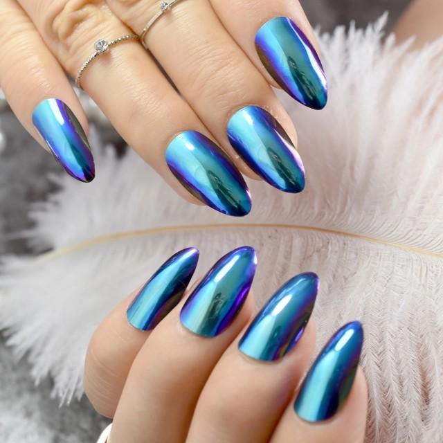 How To Make Fake Nails Sharp - Best Nail Design 2018