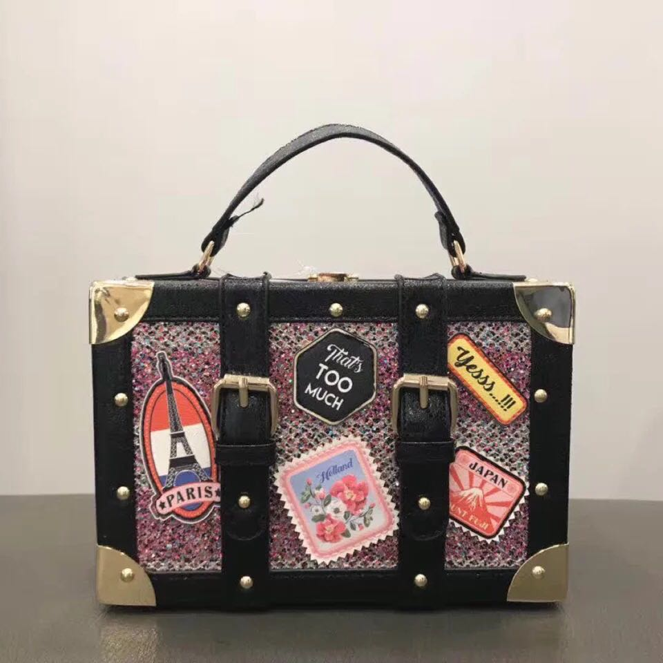 d0630b15875 ALDO CALINI Box crossbody Bag