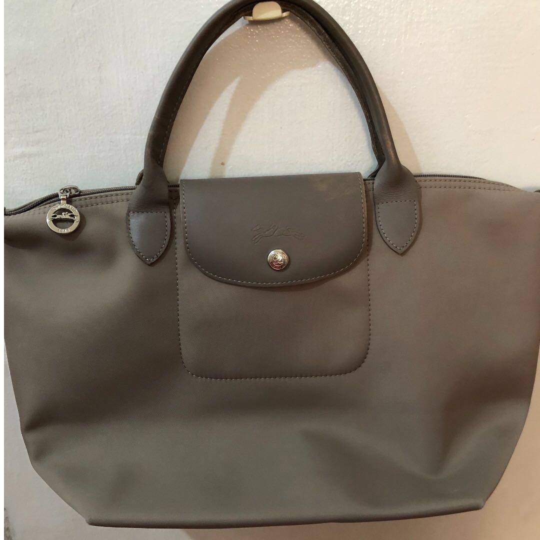 08e921e37c Authentic Longchamp Paris planetes, Women's Fashion, Bags & Wallets ...