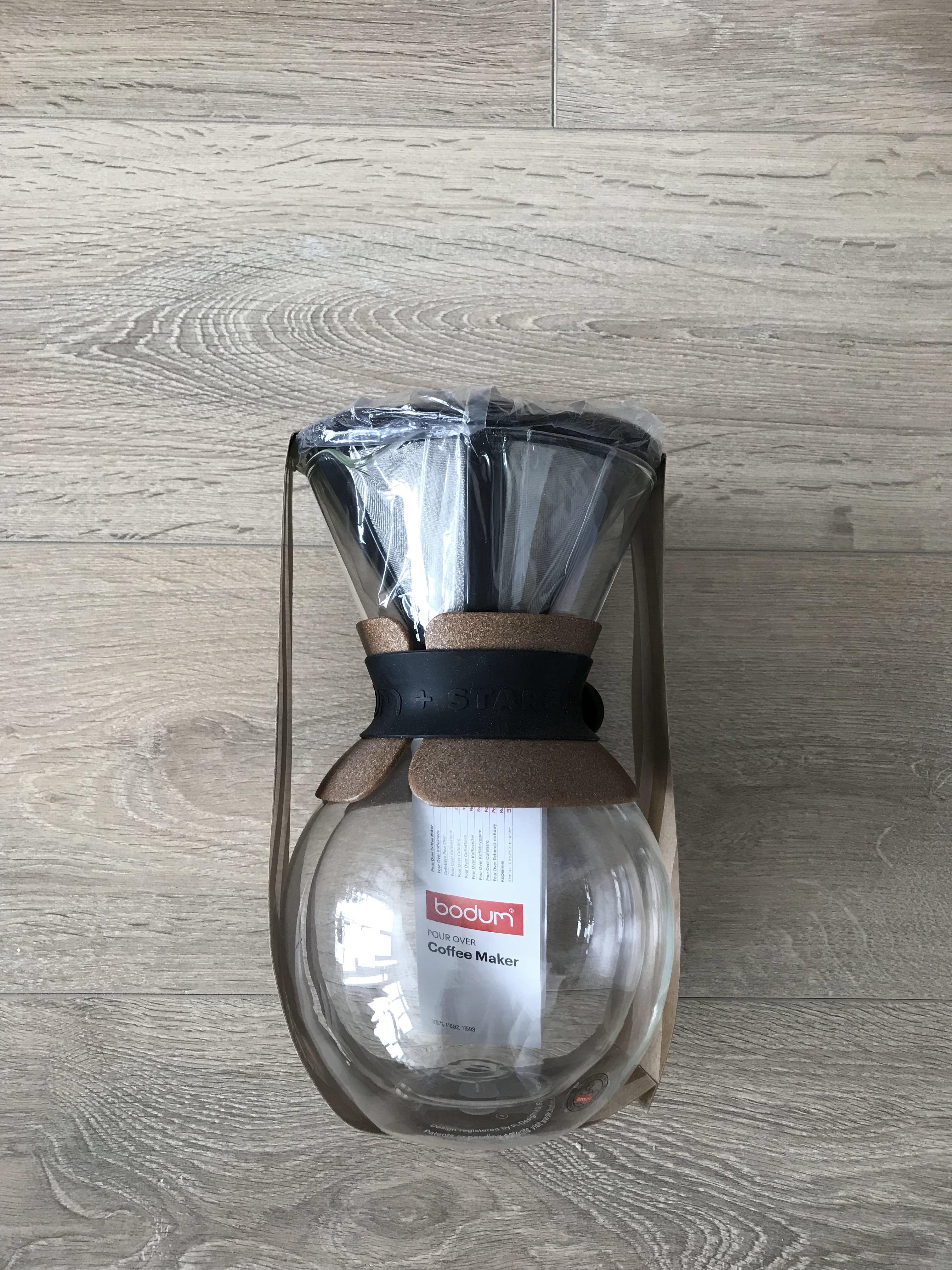 Bodum x Starbucks 5-Cup Pour Over Coffee Maker