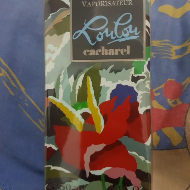 0a88181fd9f Cacharel Lou Lou Eu De Parfum 30ml, Health & Beauty, Perfumes, Nail ...