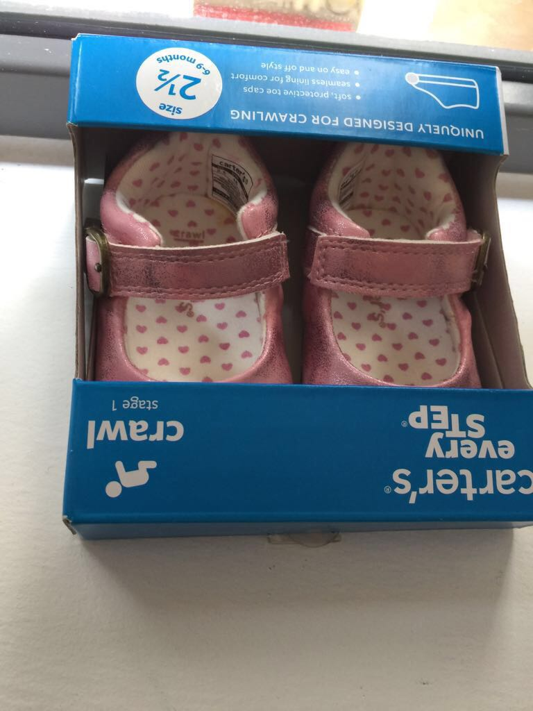 053d5006a0f1 CARTER S EVERY STEP Baby Shoes