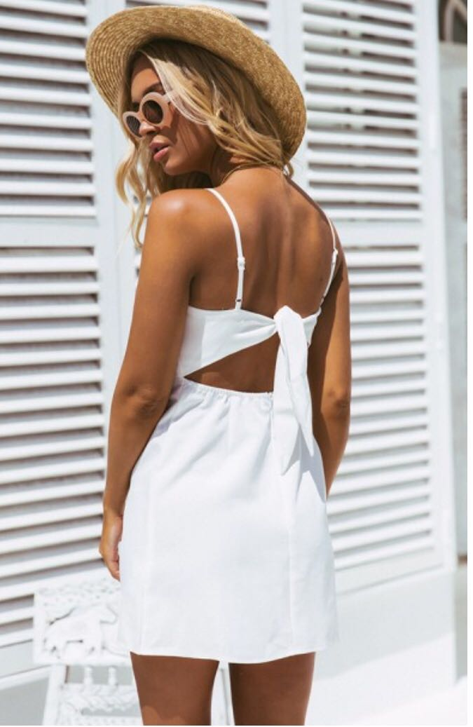 Chiffon Boutique Dress 6