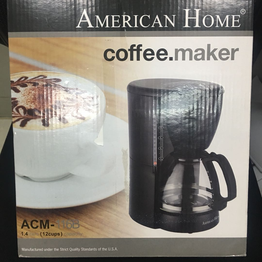 Coffee Maker On Carousell