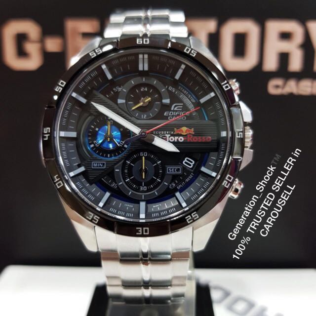 1c992d8059be EDIFICE RACER DIVER WATCH   1-YEAR OFFICIAL WARRANTY in 100 ...