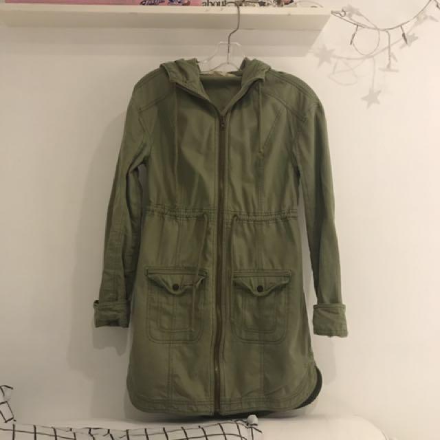 Green Jacket XS