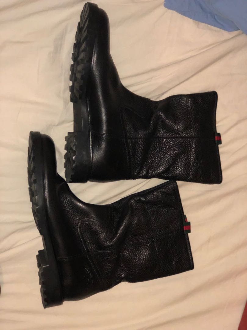 Gucci women's boots