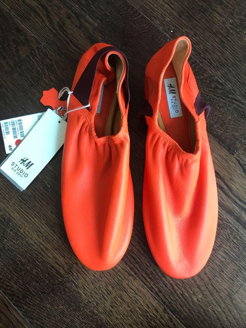 H&m studio shoes size 8.5