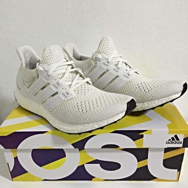 excellent quality best shoes best shoes How To Differentiate Authentic And Fake Ultra Boosts, Men's ...