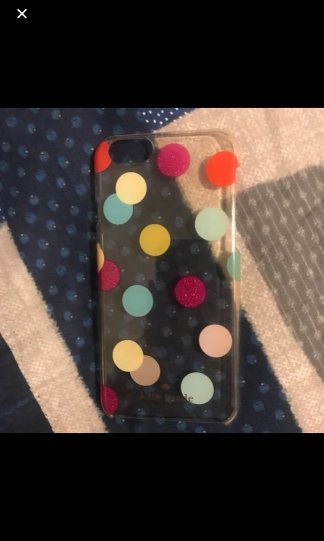 Kate spade iPhone case 6/6S/7/7S
