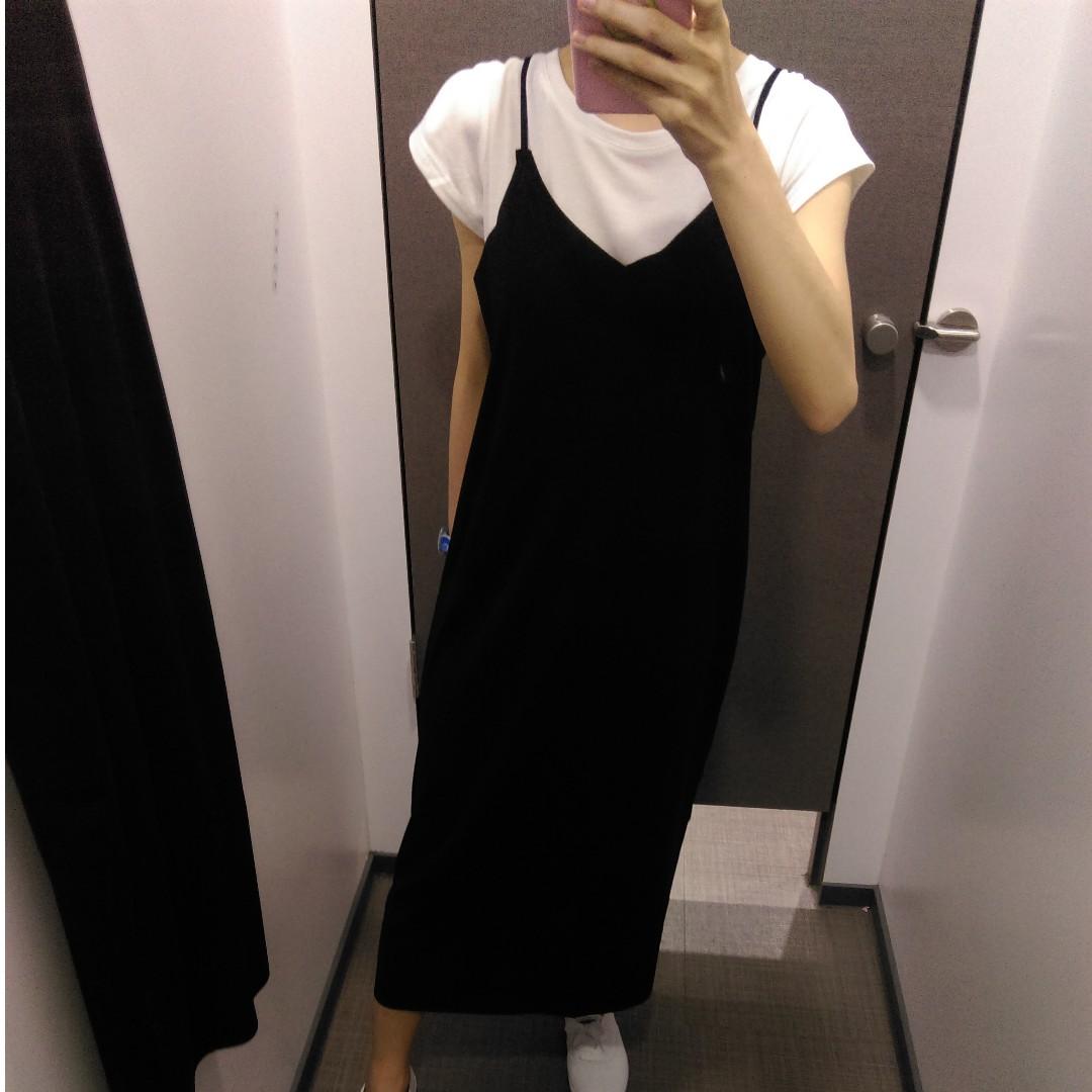 NET 吊帶長裙