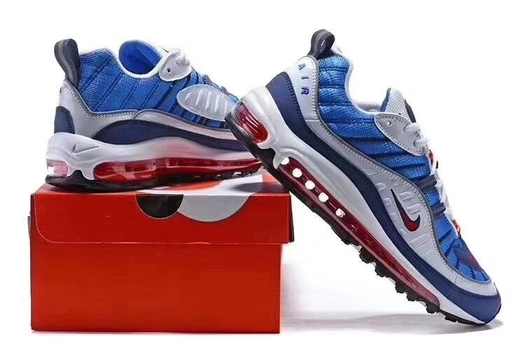 lowest price 1d34f 01896 Nike Air Max 98 OG Gundam, Men's Fashion, Footwear, Sneakers on Carousell
