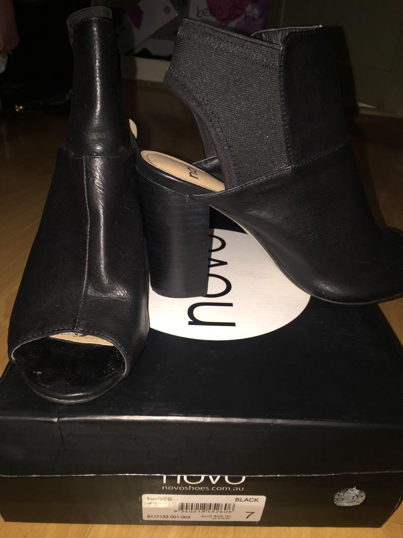Novo Hades heels