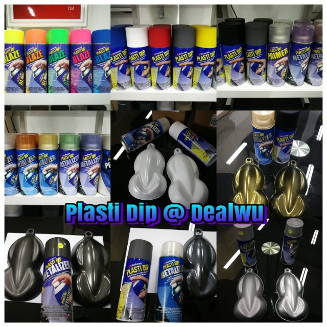 Plastidip The Most Famous Diy Peelable Product Plasti Dip Car