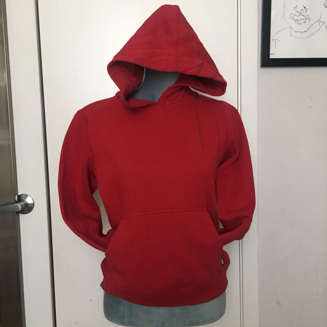 Red Sweater Youth L/Women's XS