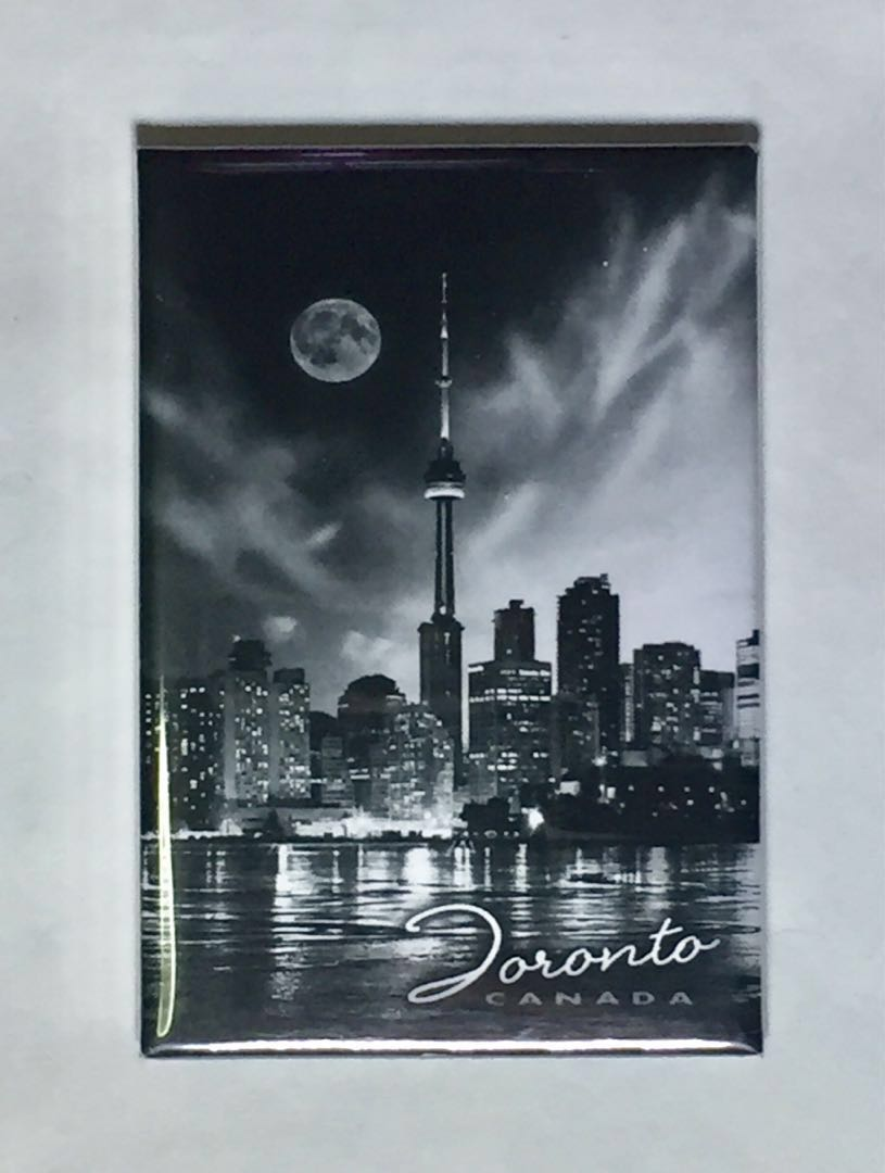 REPRICED: Toronto, Canada Ultra Thin Ref Magnets