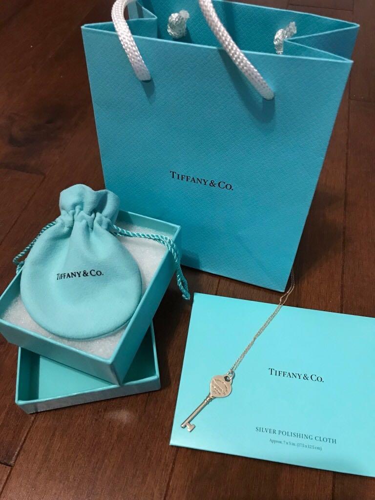 Return to Tiffany heart key pendant (Tiffany and co.)
