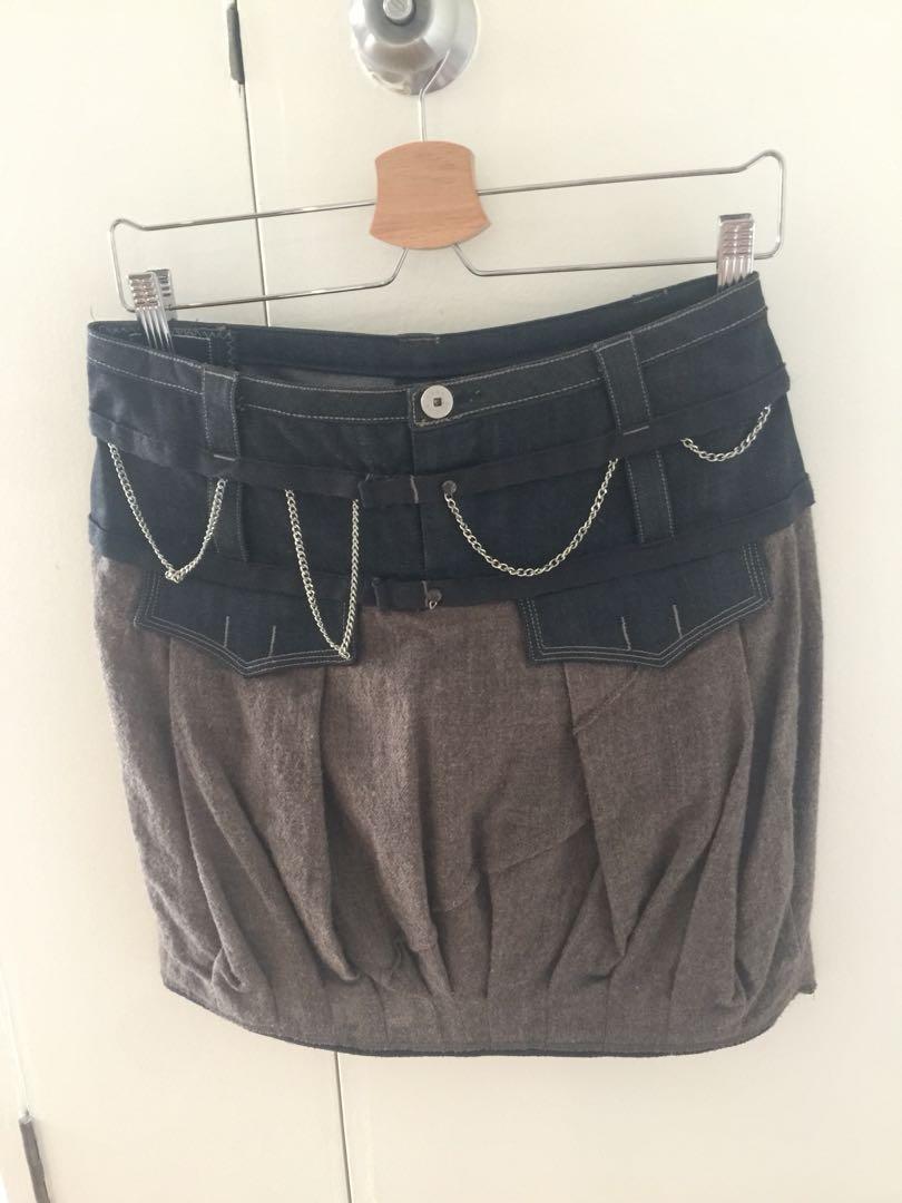 1d71e4a6 Skirt Marithe Francois Girbaud, Women's Fashion, Clothes, Dresses ...