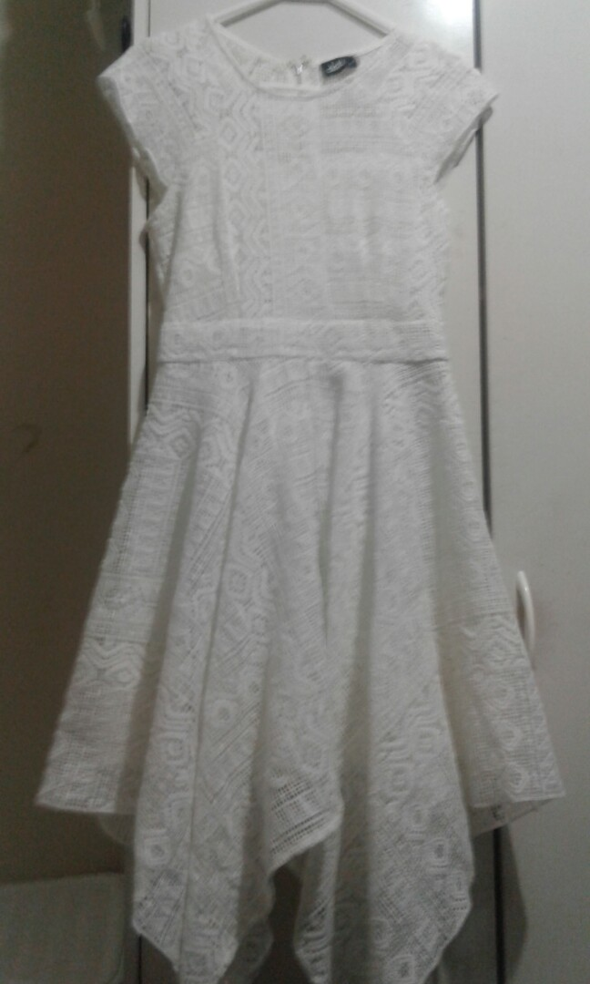 square dress from dotti size 8