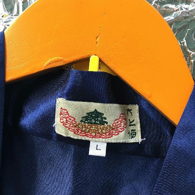 Sukajan Kimono bathrobe Mafia