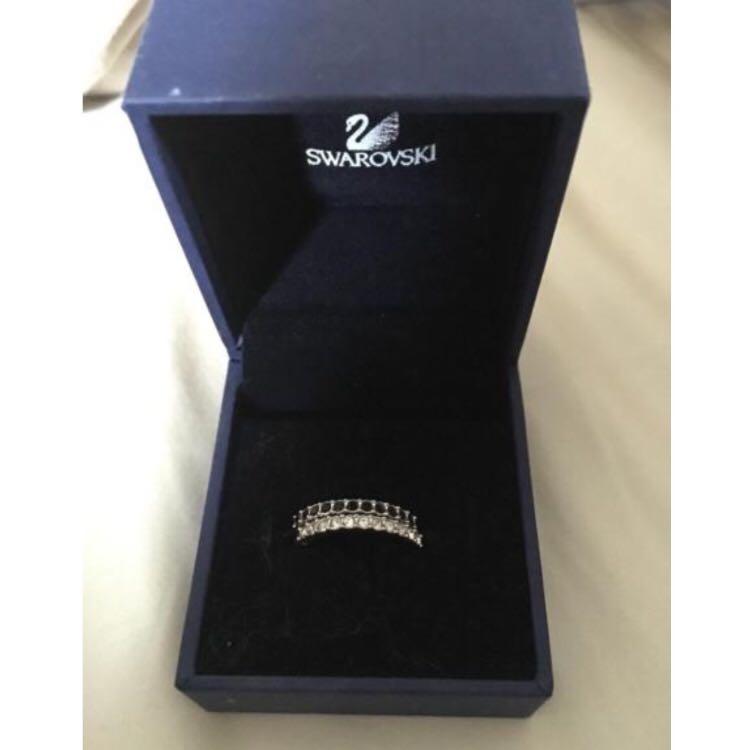 Swarovski Ring Set