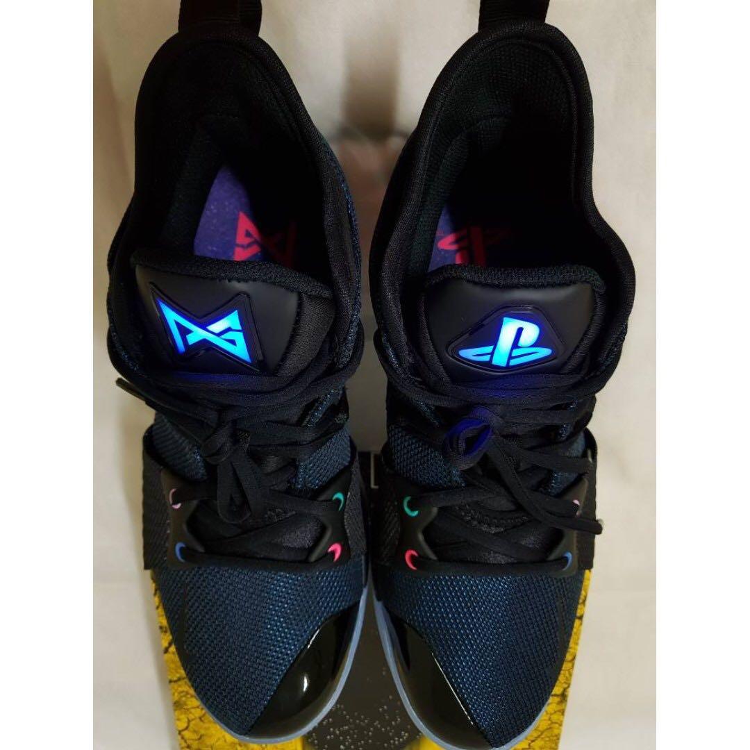 e2c54bcb93b4 US 8.5 Nike PG2 PLAYSTATION