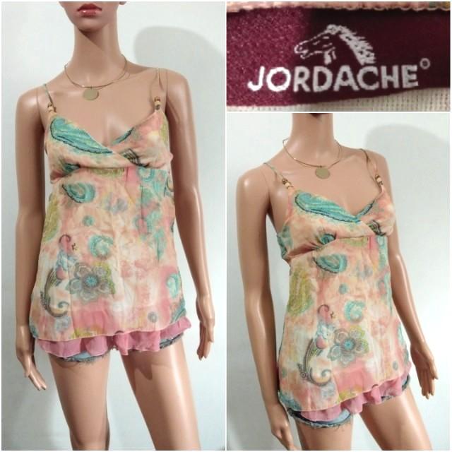 ff0f987d70 🔖SALE!! (XS-S) Jordache Summer boho printed top
