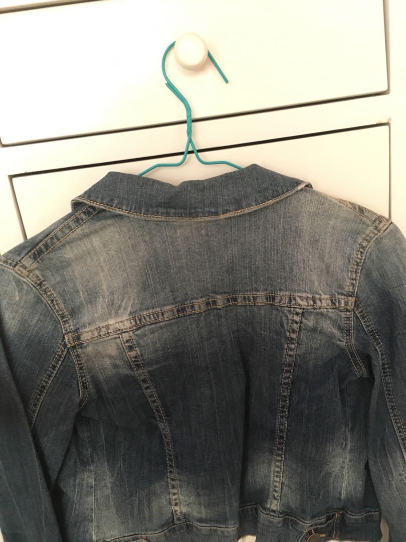 Zara kids jacket jeans