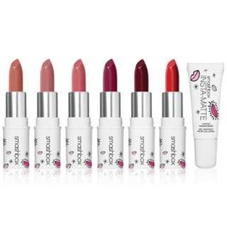 Smashbox Be Legendary Lipstick and lip mattifier Set