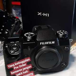 Fujifilm X-H1 Body Only Brand New