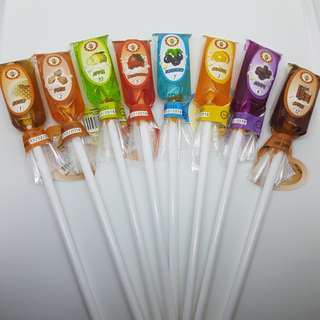 Flavoured honey candy(malt candy)