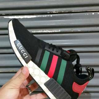 NMD R1 X GUCCI UNAUTHORIZED AUTHENTIC