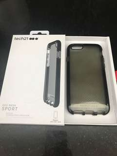 終身保養Tech 21 - Evo Mesh Sport iPhone Case 手機殼