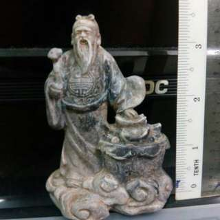 Very old Chinese Figurine, 财神爷