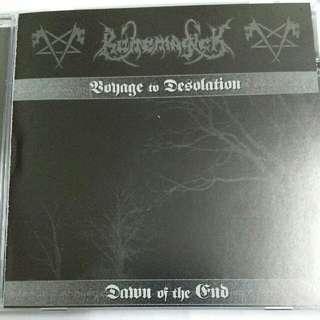 Music CD (Metal): Runemagick–Voyage To Desolation / Dawn Of The End - Swedish Death/Doom Metal Band