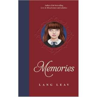 [eBook] Memories - Lang Leav