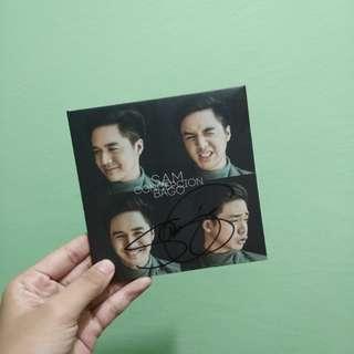 B1T1 Sam Conception's Album (w/his signature)