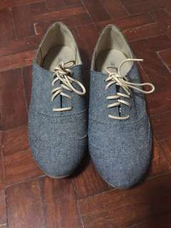 Payless Oxford Style Shoes
